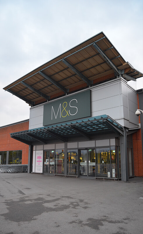 Aston Moss M&S