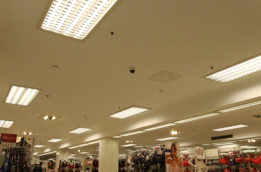 Installed LED Lighting